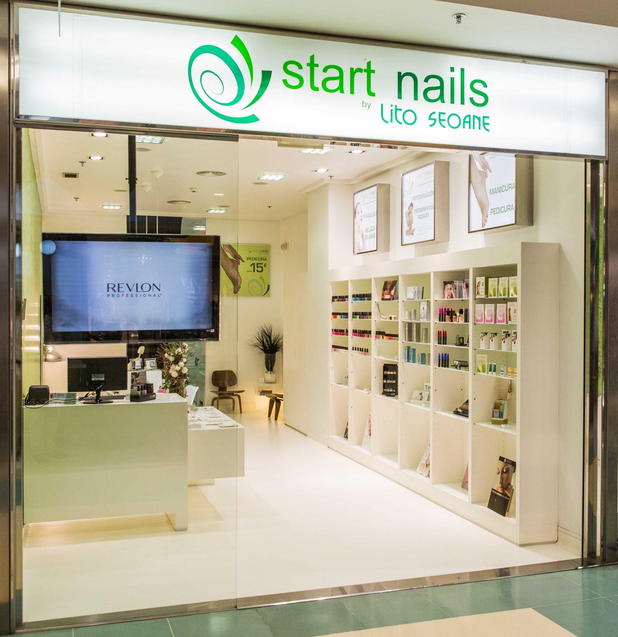 Start Nails