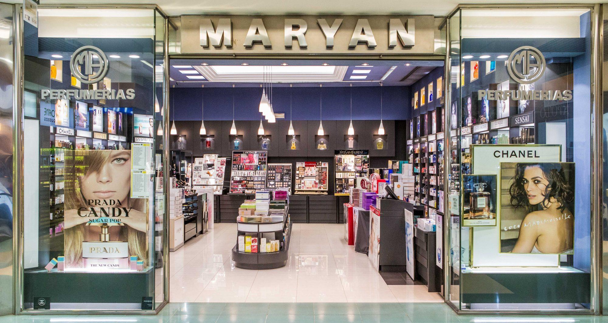 Perfumerías Maryan