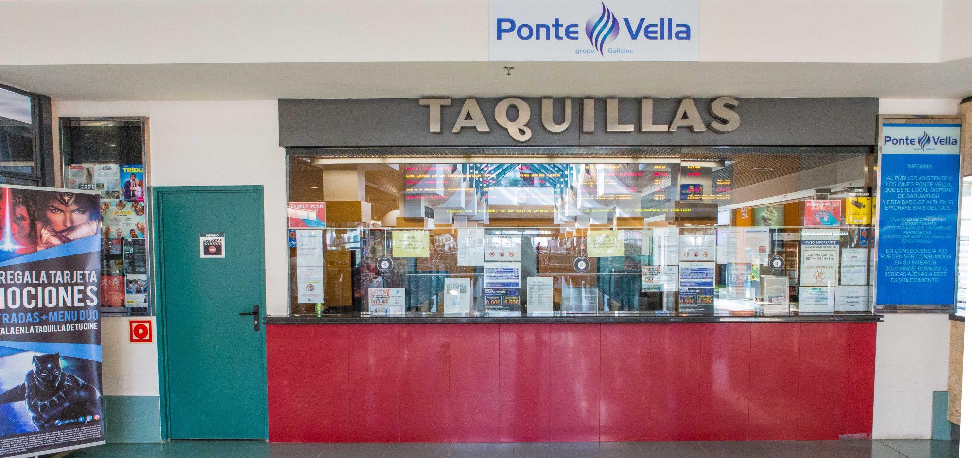 Cines Ponte Vella