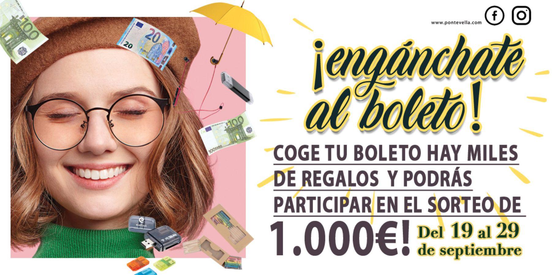 Boletos Regalo