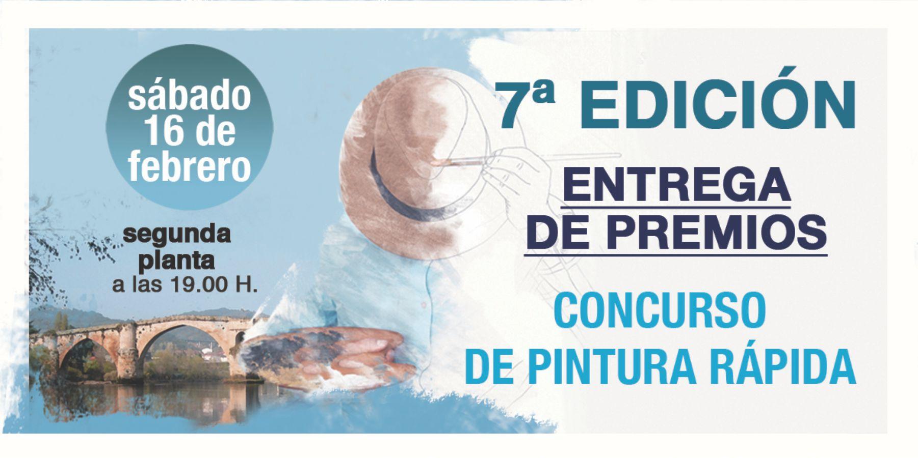 Premios Concurso de Pintura Rápida