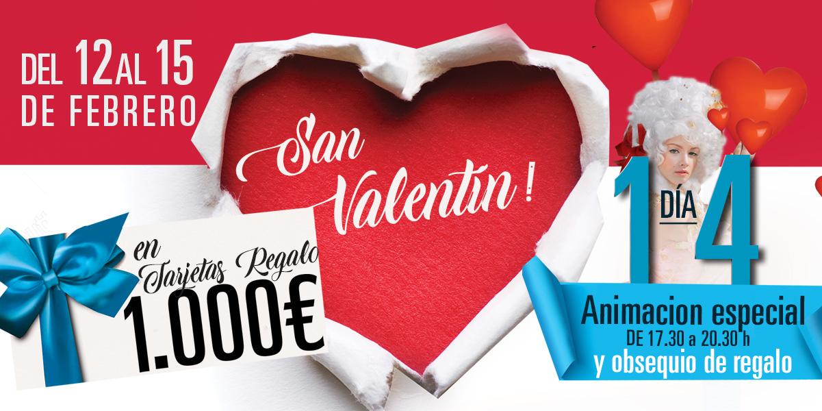 Promo de San Valentín