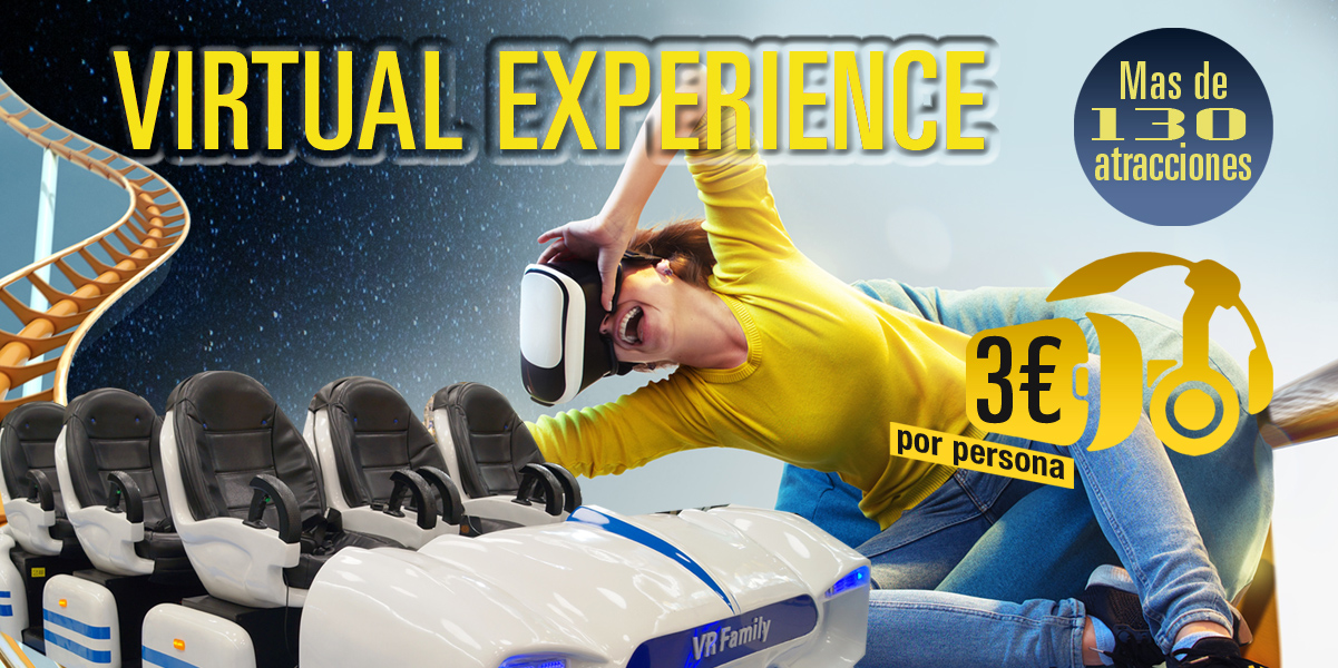 Simulador VR Family