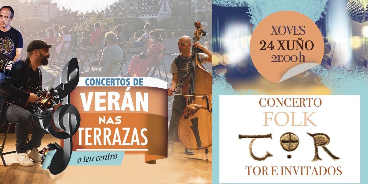 Concertos de verán – TOR