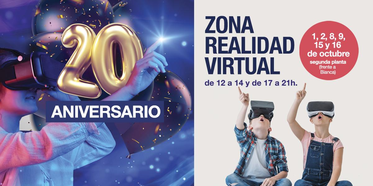 Zona Realidad Virtual 20 Aniversario Ponte Vella