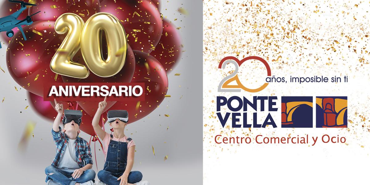 20 Aniversario Ponte Vella